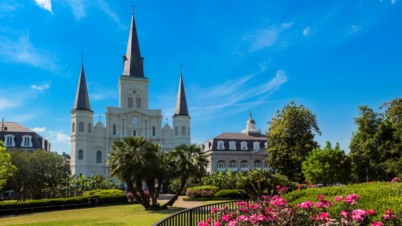St. Louis Cathedral | The Westin New Orleans Canal Place