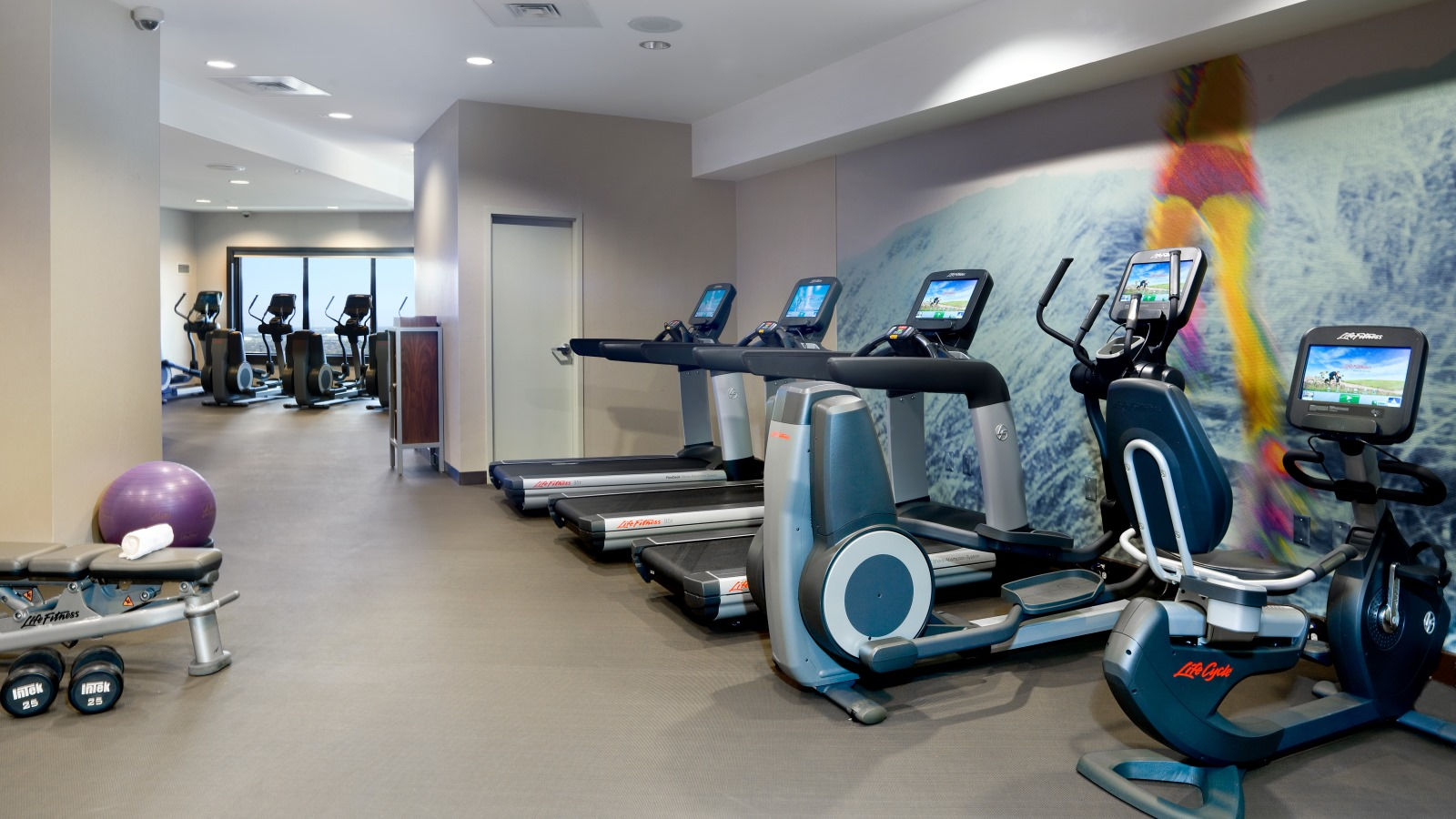 WestinWORKOUT® Fitness Studio at The Westin New Orleans Canal Place