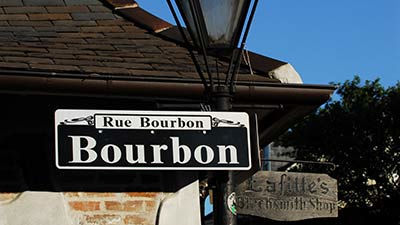 Bourbon Street | The Westin New Orleans Canal Place