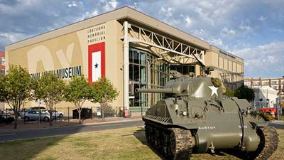 The National WWII Museum | The Westin New Orleans Canal Place