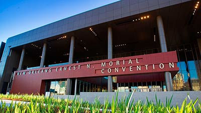 New Orleans Convention Center | The Westin New Orleans Canal Place