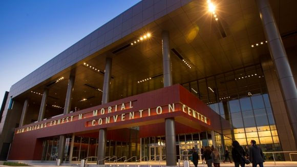 Access The New Orleans Convention Center From Our Hotel